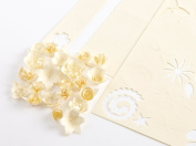 NK craft Blossom paper WHT101