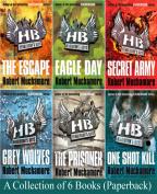 Henderson Boys - 6 Brand New Paperbacks by Robert Muchamore - Hodder Books