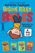 Roscoe Riley Rules 4 Books in 1!