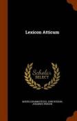 Lexicon Atticum