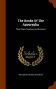 The Books of the Apocrypha