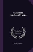 The Oxford Handbook of Logic