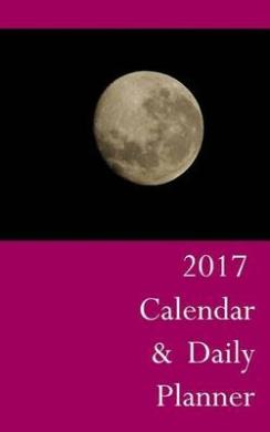 2017 Calendar & Daily Planner