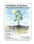 Scheduling Irrigations