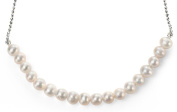 My-jewellery 925 Silver Freshwater pearl necklace 50cm - 130cm