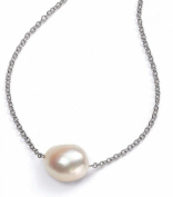 My-jewellery 925 Silver Pearl necklace 50cm - 130cm