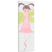 Doodlefish DB134s Cami the Fairy Artwork, Stretched Canvas