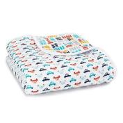 Aden+Anais Zutano Collection Dream Blanket, Pup in Tow
