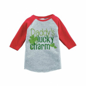 Custom Party Shop Boy's St. Patrick's Day Vintage Baseball Tee