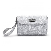 Nat and Jules Floral Burst Nappy Clutch