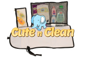 Portable Soft Baby Nappy Changing Pad - Cute N Clean