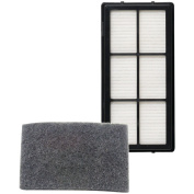 CARPET PRO CPU78-F HEPA Secondary & Post Filter Set (for CPU-85T & 75T) Home, garden & living