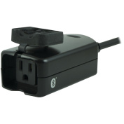 GE 13868 Bluetooth(R) Plug-In Outdoor On/Off Smart Switch Home, garden & living