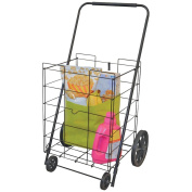 HELPING HAND FQ39520FD 4-Wheel Deluxe Folding Cart Home, garden & living