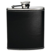 HOUDINI W2604 180ml Pocket Flask (Black) Home, garden & living