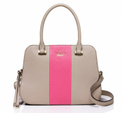 Kate Spade Bennett Street Ryn Racing Stripe Handbag Satchel Shoulder Bag