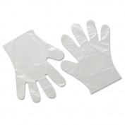 RPPRDPG100M - Royal Single-use Polyethylene Gloves, Medium