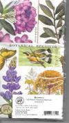 "Michel Design Works Hostess Napkins ""Botanica"" 15 Pieces"