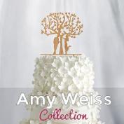Wedding Cake Topper - Couple - AW1072W