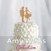 Wedding Cake Topper - Fireman and bride - AW1047W