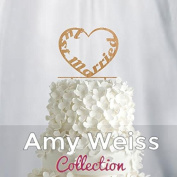 Wedding Cake Topper - Just married - AW1046W