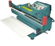 """12"""" Automatic/Manual Upper Jaw Sealer - 6 mil Thickness, 2mm Width and 550W - AIE300FUA"""