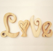 Foundations Décor Valentines Collection Love - Curly
