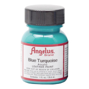 Angelus Leather Paint 30ml Blue Turquoise