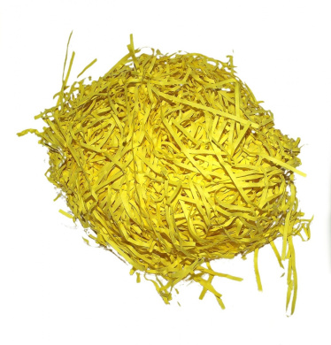 Easter Grass Yellow Paper Shred 45ml (42.52g)