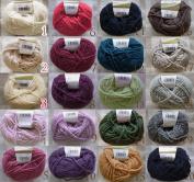 [10 balls one bag] wool Alpine net fur thickness 17. beige grey