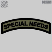 Patch SPECIAL NEEDS (embroidery)