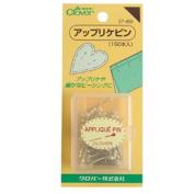 Clover applique pin [57-409]
