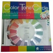 Japan Iroken PCCS colour tone Circle