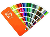 "RAL K7 colour chart ""RAL regular article, there is anti-counterfeit labels,"" ""parallel imports"" W & B"