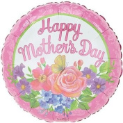 Happy Mothers Day Bouquet Foil Balloon