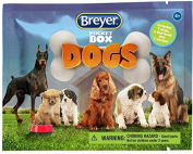 Breyer Pocket Box - Dogs