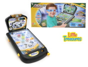 Little Treasures Mini Pinball Arcade Soccer Station for Children Who Adore the Arcade Brought to the Comfort of Home