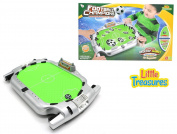 Football Champions Table Board Game - train your 4+ kid with this educational toy, air suspended game of football on a court-like desktop with unique, very attractive designing