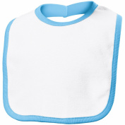 Hanes Boy/Girl/Unisex Options Playwear Baby Bib (One Size)