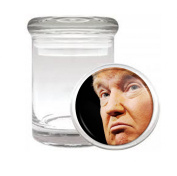 TRUMP Medical Odourless Glass Jar