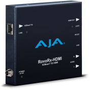 AJA RovoRx-HDMI HDBaseT to HDMI (with RovoCam Support)