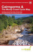 Cairngorms & the Moray Coast Cycle Map 46