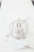 panami Handicraft Kit _Eternal ring pillow_ wind rose type WW-121 white
