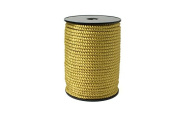 "Twisted Cord 68/3 (1/4"" - 5MM) - Roman Gold"