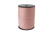 """Twisted Cord 68/3 (1/4"""" - 5MM) - Lt Pink"""