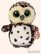 "New TY Beanie Boos Cute Sammy the spotted owl Plush Toys 6"" 15cm Ty Plush Animals Big Eyes Eyed Stuffed Animal Soft Toys for Kids Gifts"