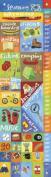 Oopsy Daisy Active Boy by Donna Ingemanson Growth Charts, 30cm by 110cm