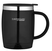 ThermoCafe Desk Mug 450 ml - Black