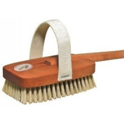 Rectangular Shape With Bent Removable Handle Bath Brush 43 Cm