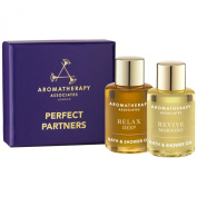 Aromatherapy Associates Perfect Partners Bath and Shower Oils 2 x 7.5ml